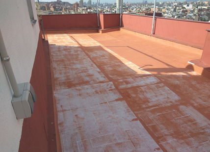 Impermeabilizacion de cubiertas en Barcelona